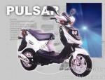 Мотоцикл AE-11 Pulsar 100 (2008): Эксплуатация, руководство, цены, стоимость и расход топлива