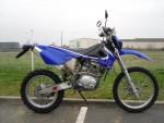 Мотоцикл GALP 50 Enduro (2005): Эксплуатация, руководство, цены, стоимость и расход топлива