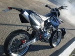 Мотоцикл PR4 125 SM (2010): Эксплуатация, руководство, цены, стоимость и расход топлива