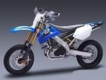 Мотоцикл 450 Motard (2008): Эксплуатация, руководство, цены, стоимость и расход топлива