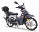 Мотоцикл Sweet 125cc (2009): Эксплуатация, руководство, цены, стоимость и расход топлива
