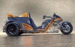 Мотоцикл Hayabusa Trike (2012): Эксплуатация, руководство, цены, стоимость и расход топлива