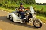 Мотоцикл BHC-9 Gangsta 445 Trike (2012): Эксплуатация, руководство, цены, стоимость и расход топлива