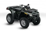 Мотоцикл Outlander 500 (2009): Эксплуатация, руководство, цены, стоимость и расход топлива