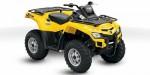 Мотоцикл Outlander 500 EFI (2010): Эксплуатация, руководство, цены, стоимость и расход топлива