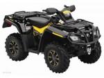 Мотоцикл Outlander 500 EFI XT-P (2010): Эксплуатация, руководство, цены, стоимость и расход топлива