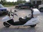 Мотоцикл 250 Freedom Scooter (2007): Эксплуатация, руководство, цены, стоимость и расход топлива