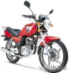 Мотоцикл BD 125-2B (2007): Эксплуатация, руководство, цены, стоимость и расход топлива