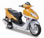 Мотоцикл New City 125 (2008): Эксплуатация, руководство, цены, стоимость и расход топлива