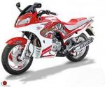 Мотоцикл Samurai 125 (2008): Эксплуатация, руководство, цены, стоимость и расход топлива