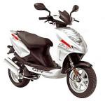 Мотоцикл Oliver City 125 (2006): Эксплуатация, руководство, цены, стоимость и расход топлива