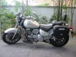 Мотоцикл Daystar VL 125 L (2004): Эксплуатация, руководство, цены, стоимость и расход топлива