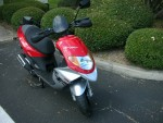 Мотоцикл E-Five ATS (2006): Эксплуатация, руководство, цены, стоимость и расход топлива