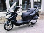 Мотоцикл Freewing 125 (2011): Эксплуатация, руководство, цены, стоимость и расход топлива