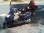 Мотоцикл NS 125 III (2008): Эксплуатация, руководство, цены, стоимость и расход топлива