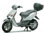 Мотоцикл Atlantis 50 4T (2010): Эксплуатация, руководство, цены, стоимость и расход топлива