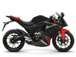 Информация по эксплуатации, максимальная скорость, расход топлива, фото и видео мотоциклов GPR 125 4T 4S (2012)