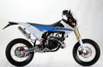 Мотоцикл Caballero Motard 125 Air (2009): Эксплуатация, руководство, цены, стоимость и расход топлива