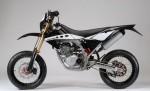 Мотоцикл Caballero Motard 125 H2O (2009): Эксплуатация, руководство, цены, стоимость и расход топлива