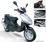 Мотоцикл Filly 50 (2009): Эксплуатация, руководство, цены, стоимость и расход топлива