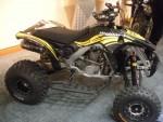 Мотоцикл 450 ATX Quad Racer (2011): Эксплуатация, руководство, цены, стоимость и расход топлива
