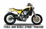 Мотоцикл 750 Street Tracker (2011): Эксплуатация, руководство, цены, стоимость и расход топлива