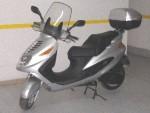 Мотоцикл Millennium 125 (2008): Эксплуатация, руководство, цены, стоимость и расход топлива