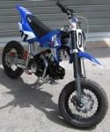 Мотоцикл Pit Jet 125 (2008): Эксплуатация, руководство, цены, стоимость и расход топлива