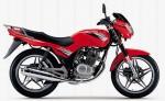Мотоцикл JH125-7A (2008): Эксплуатация, руководство, цены, стоимость и расход топлива