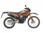Мотоцикл Enduro125 DD (2011): Эксплуатация, руководство, цены, стоимость и расход топлива