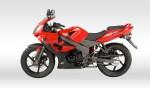 Информация по эксплуатации, максимальная скорость, расход топлива, фото и видео мотоциклов Quannon 125 E3 (2010)