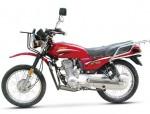 Мотоцикл LF125-3 Cross (2012): Эксплуатация, руководство, цены, стоимость и расход топлива