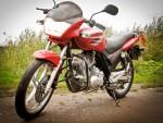 Мотоцикл LF150-SJ II (2012): Эксплуатация, руководство, цены, стоимость и расход топлива