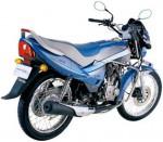Мотоцикл Freedom Prima 125 (2010): Эксплуатация, руководство, цены, стоимость и расход топлива