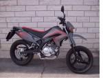 Информация по эксплуатации, максимальная скорость, расход топлива, фото и видео мотоциклов X3M Motard 125 (2010)