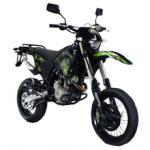 Информация по эксплуатации, максимальная скорость, расход топлива, фото и видео мотоциклов Cross X-Treme Enduro (2012)
