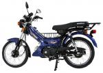 Информация по эксплуатации, максимальная скорость, расход топлива, фото и видео мотоциклов Hyena 100 (2012)