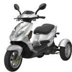 Информация по эксплуатации, максимальная скорость, расход топлива, фото и видео мотоциклов TR3-50 (2011)