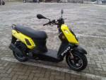 Информация по эксплуатации, максимальная скорость, расход топлива, фото и видео мотоциклов X-Hot 125 EFI (2011)