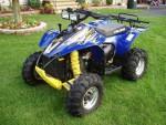Мотоцикл Scrambler 500 4X4 (2011): Эксплуатация, руководство, цены, стоимость и расход топлива