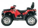 Мотоцикл Sportsman 550 Touring EPS (2011): Эксплуатация, руководство, цены, стоимость и расход топлива