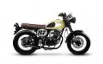 Мотоцикл La Classic S 125 2017 : Эксплуатация, руководство, цены, стоимость и расход топлива